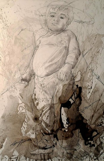 Fernand d'Onofrio - Esquisse