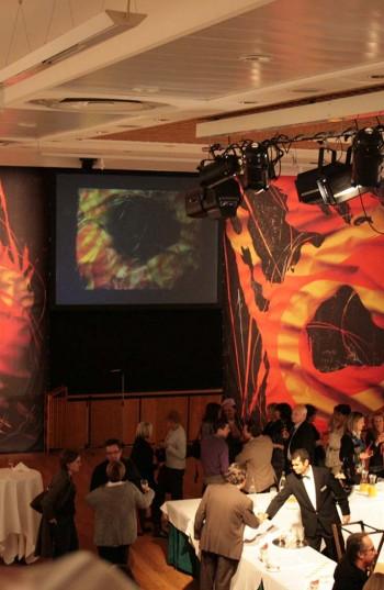 Exposition à Annecy