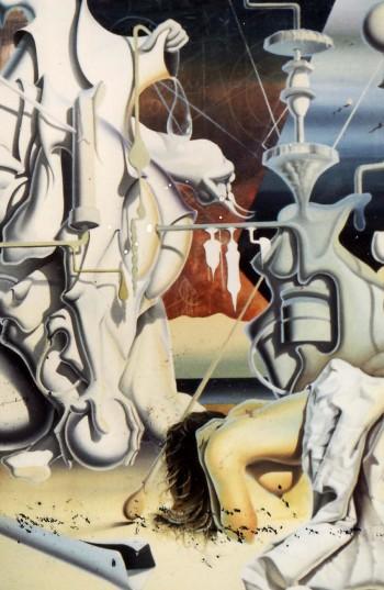 Fernand d'Onofrio - Hallucination dissolue