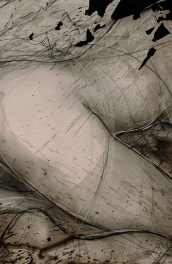 Fernand d'Onofrio - Inlassable-50x61cm
